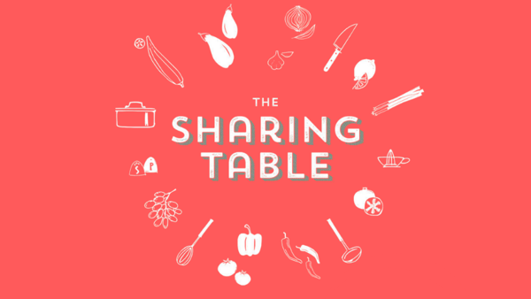 The Sharing Table Crowdfunder